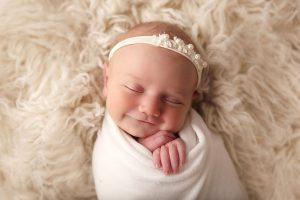 newborn photographer glasgow