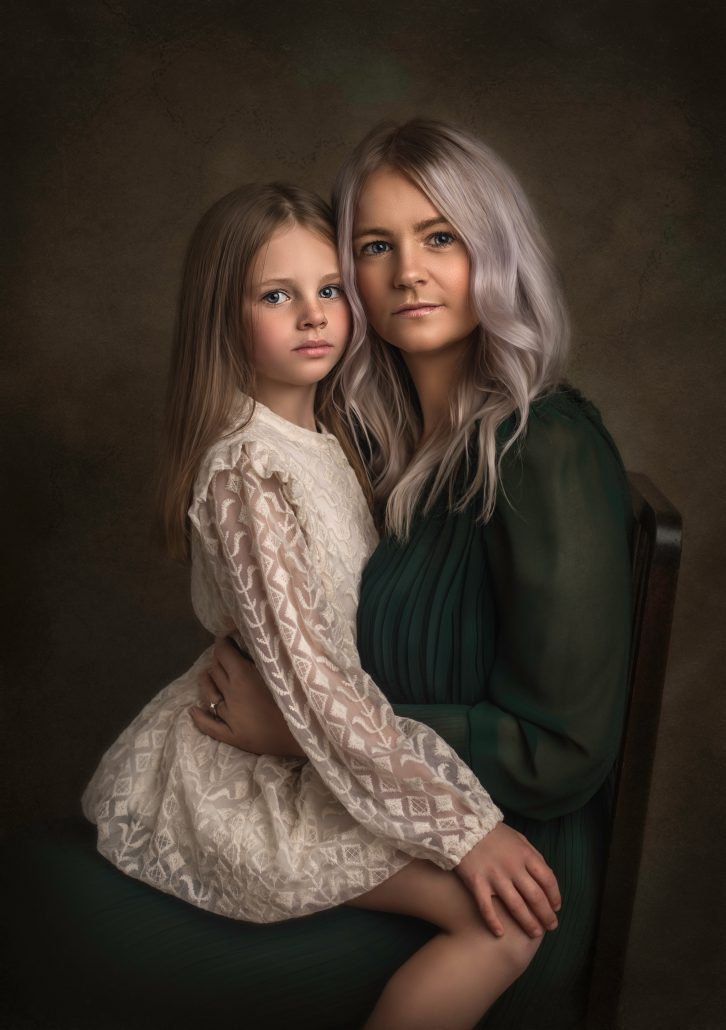 mummy and me photoshoot glasgow